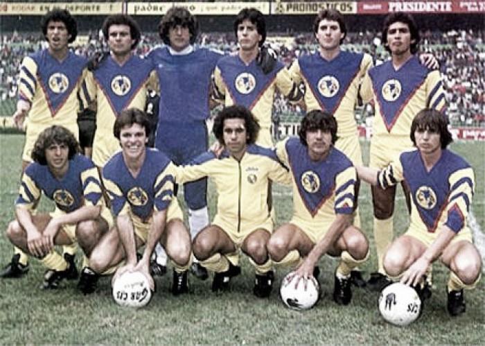 65 ANIVERSARIO DEL AMÉRICA 1981