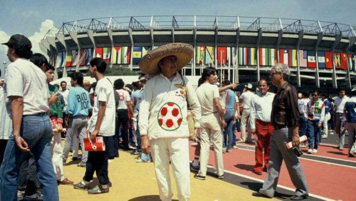 XIII COPA MUNDIAL DE FUTBOL 1986