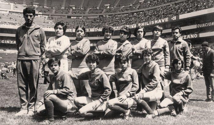 II CAMPEONATO MUNDIAL DE FUTBOL FEMENIL 1971