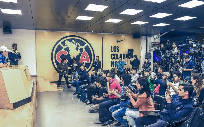 Estadio Azteca rompe récord internacional y celebra su gol 10mil