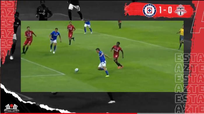 Cruz Azul vs Toronto – CONCACAF